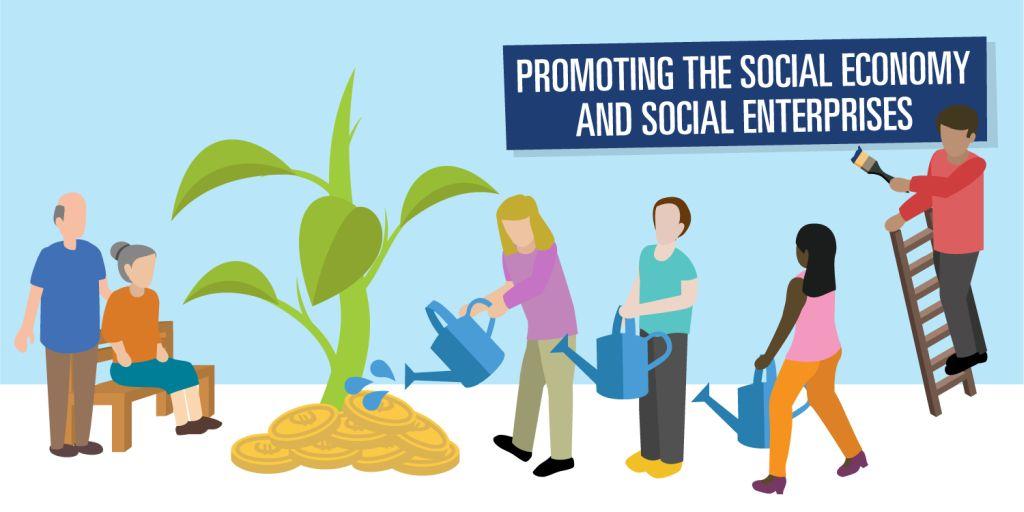 Γίνε Σύμβουλος στην Κοινωνική Οικονομία